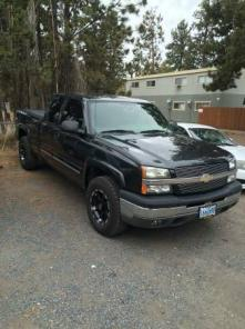 2004 Chevy Silverado Very low miles